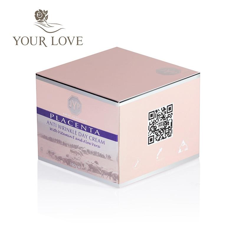 100% NewZealand Sheep Placenta Anti Wrinkle Day Cream+Night Face Cream Sets Reduce Face wrinkles Manuka Honey Rejuvenation Cream 3