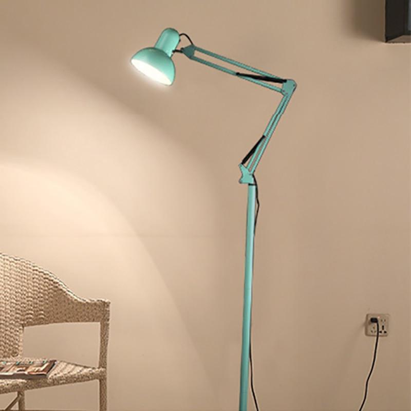 Modern Minimalist LED Wrought Iron Floor Lamps Floor Lamps
