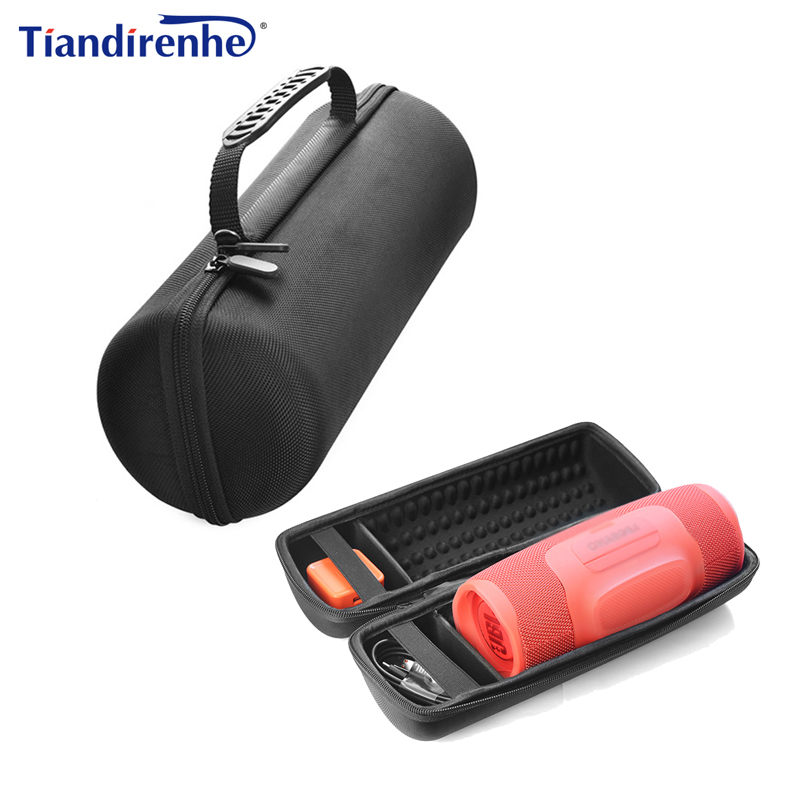 US $12 81 30% OFF|New Portable Protective Hard Case for JBL Charge 4  Charge4 Bluetooth Speaker Carry Pouch Bag Cover Storage Box Cases-in  Speaker