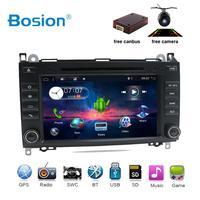 Android 9.0 For Mercedes Benz Sprinter B200 W209 W169 W169 B class W245 B170 Vito W639 2 DIN Car DVD player Radio GPS multimedia