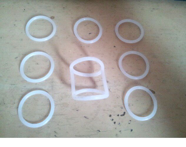 Seal rings for value rods, BJ ice cream machine Replacements Spare Part  18L-22L