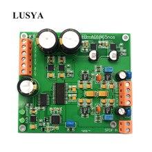 Lusya AD1865 dac R2R פענוח nos מצב ak4118 תמיכת 24bit 192K F7 006