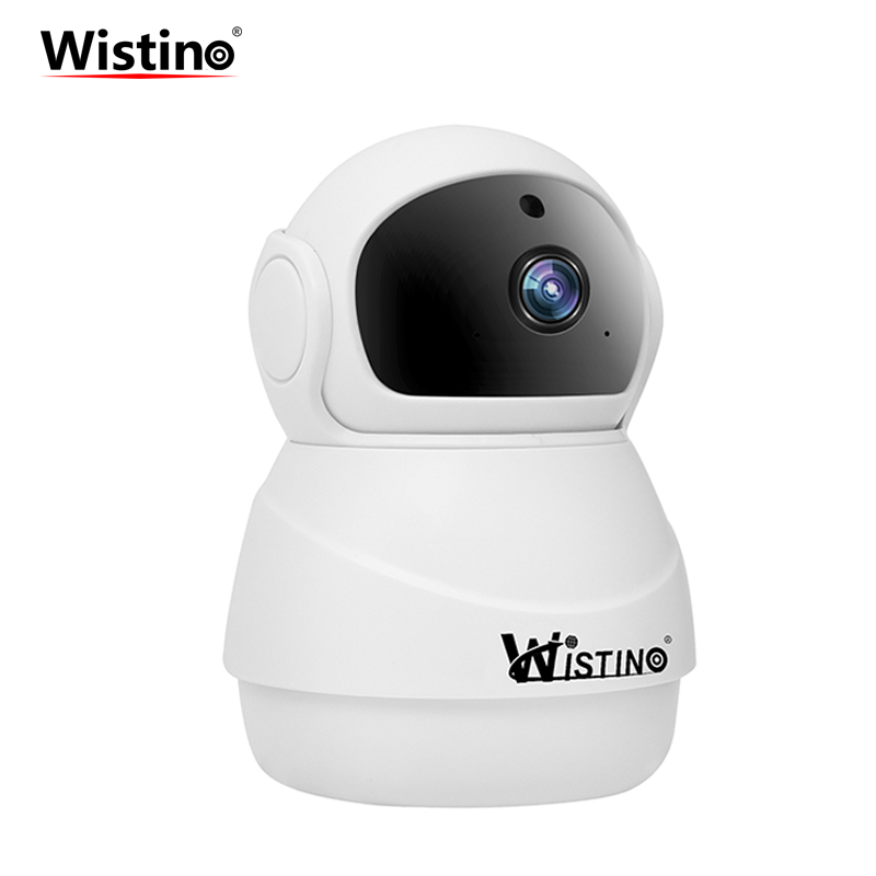 Wistino CCTV 1080P IP Camera WIFI Baby Monitor Wireless Panoramic VR Camera Security Baby Video Monitor Audio PTZ Night Vision