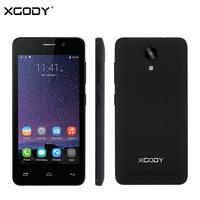 XGODY G12 4 5 Inch Smartphone 3G Unlocked Dual Sim Card Android 5 1 MTK MT6580