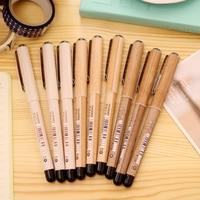 12pcs Lot 0 5mm Gel Pen Hobby Stationery Pen Gel Refill Hot Sales Element Of Life
