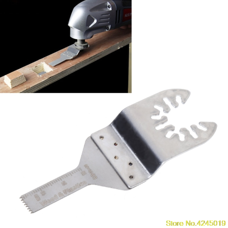 New High quality 10mm Stainless steel Saw Blades Oscillating Multi Tools for Bosch Fein Dremel