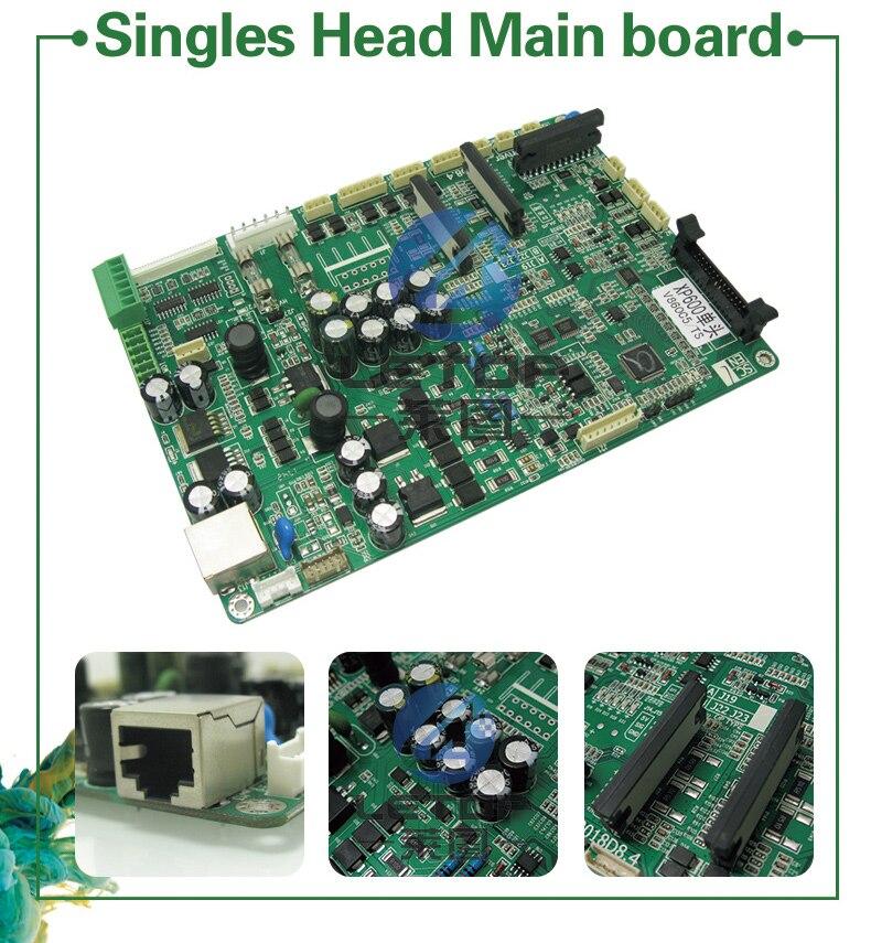Single Head board set (3)