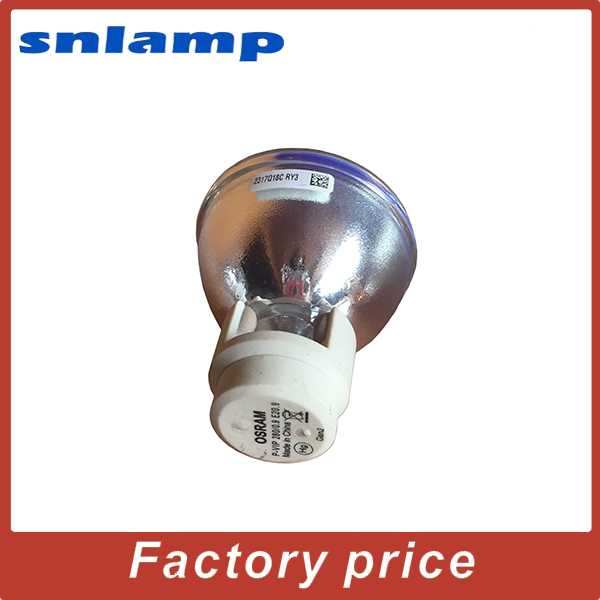 100% Original Bare Osram Projector lamp  SP-LAMP-066 bare Bulb for  SP8604 100% original bare osram projector lamp bl fp230d sp 8eg01gc01 bulb for ex615 hd2200 eh1020 hd180 dh1010