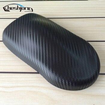 152cm 접착제 3d 탄소 섬유 비닐 포장 자동차 오토바이 스쿠터 데칼 folie 블랙 탄소 섬유 질감 공기 릴리스 스티커