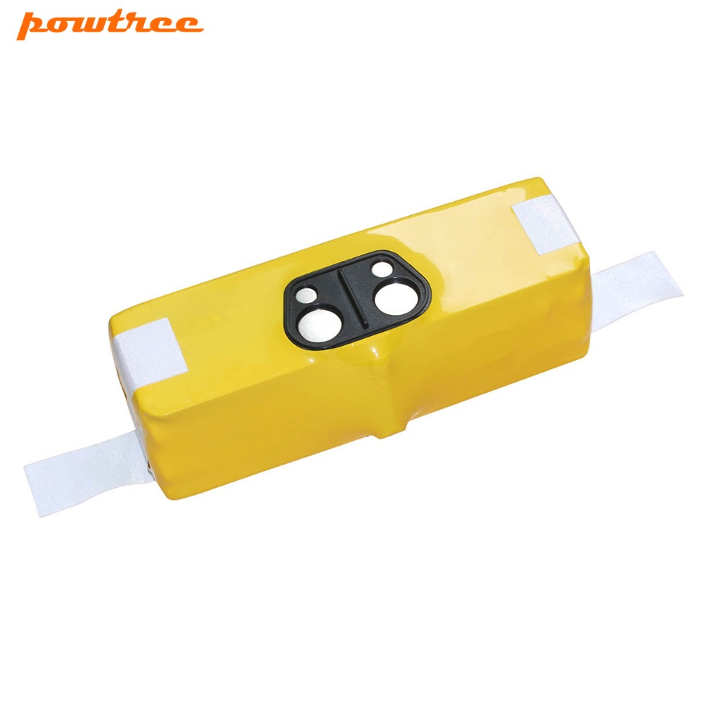 3800mAh 14.4V Ni-MH Replacement For iRobot Roomba 500 600 700 800 Series Vacuum Clean 510 530 531 532 600 620 630 650 770 780(China)