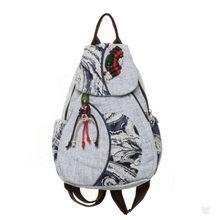 New Fashion Women Appliques ackpack!Hot All-match Lady Shopping Backpacks Top Versatile Appliques Traveller Zipper Backracks