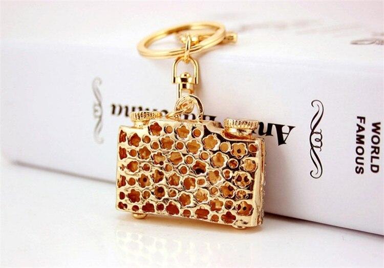 Novi Kreativni privjesci za ključeve modni lanac za žene Ženska - Modni nakit - Foto 4