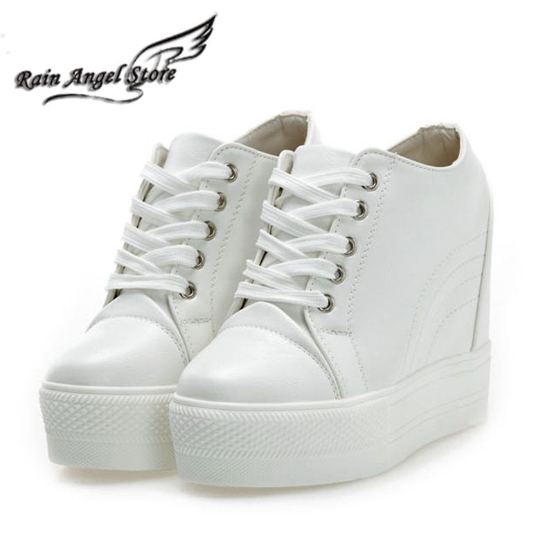 Aliexpress.com : Buy Shoes Wedges Platform Footwear 2015 Korean ...