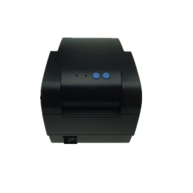 X365B 80MM Thermal bar code label printer label receipt dual mode thermal printer store price tag
