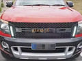 Julio Rey de Guía de Luz LED de Luces de Circulación Diurna DRL, LLEVÓ la Luz Antiniebla Parachoques Delantero para Ford Ranger 2012 ~ 15 Reemplazo del 1:1