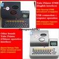 ПВХ Труба Принтер (подключение к ПК), электронная надписи mechine, Кабельное ID Принтер, Провода Маркировочная Машина, S-700E