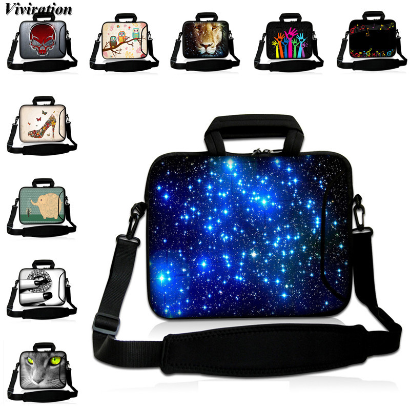 Viviration Soft Computer Bag 17.3 17 17.4 Inch Laptop Case 15 14 13 12 10 Inch Neoprene Bag For Lenovo Tab 2 A10-70 A7600 10.1