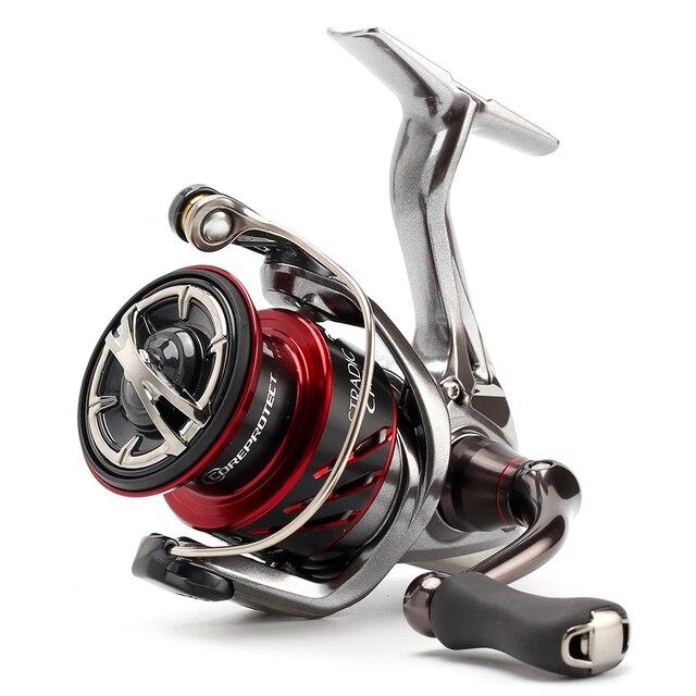 Spinning Fishing Reel High Speed