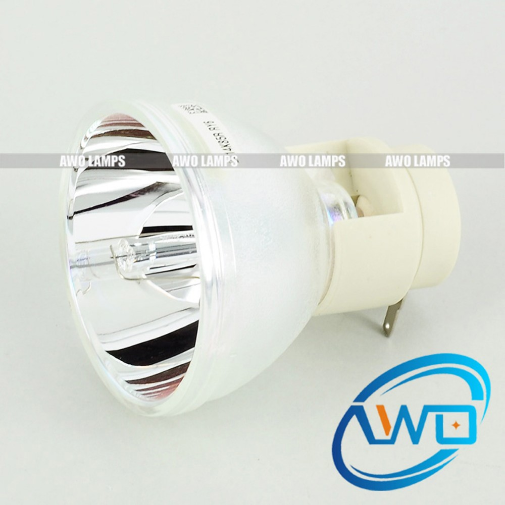 AWO Free Shipping EC.JBG00.001 Original Projector Bare Bulb P-VIP230W for ACER S5201M free shipping high quality original bare bulb sp 8eg01gc01 p vip230w for compact 224 dh1010 eh1020 ex612 ex615 hd180 hd20 hd200x