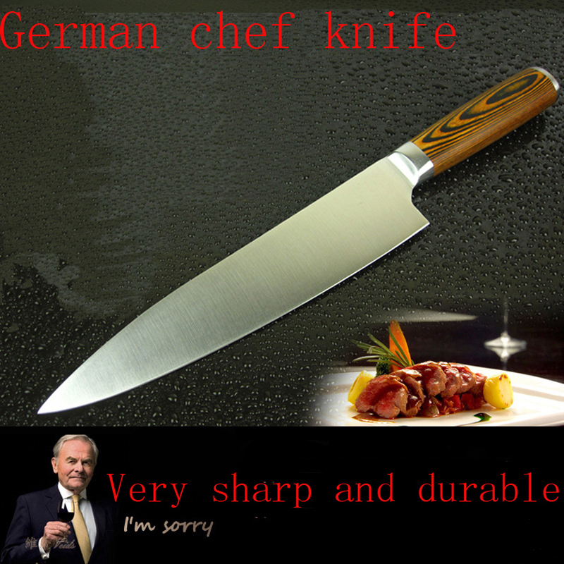 New multifunctional japanese style kitchen font b knife b font 7 chef font b knife b