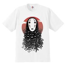 Miyazaki No-Face Cotton Unisex T-Shirt
