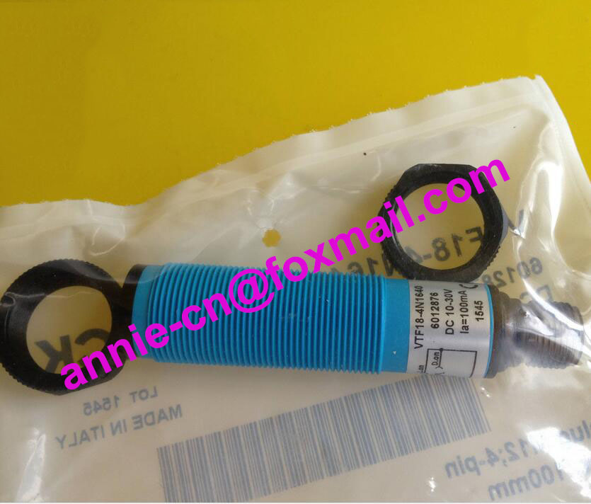 ФОТО 100% New and original  VTF18-4N1640  SICK  Photoelectric switch