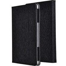 "Para Huawei MediaPad T3 10 AGS-L09 AGS-L03 Seda Grano Cuero de LA PU Caja de la Tableta cubierta Para Huawei T3 10 9.6 ""tablet + pantalla de cine"