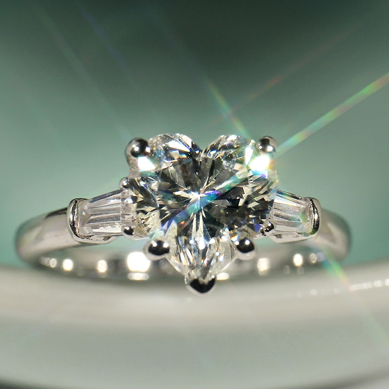 Victoria Wieck 5a Cz Stones 925 Sterling Silver Princess
