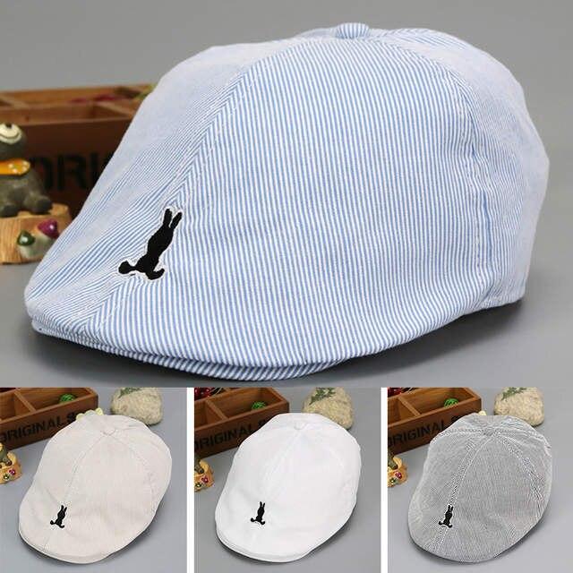 642a0ac6d6f3ce Online Shop Cute Striped Kids Baby Beret Hat Cotton Baby Boy Girl Hats  Infant Toddler Baby Beanie Cap Children Summer Sun Baseball Hats cap |  Aliexpress ...