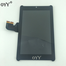LCD display Screen Touch Screen Digitizer Glass Assembly with Frame for Asus Fonepad 7 ME372 ME372CG