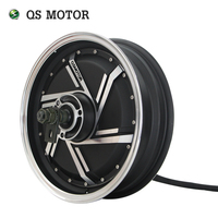 3000w 273 13inch Brushless DC Electric Scooter Motorcycle Wheel Hub Motor