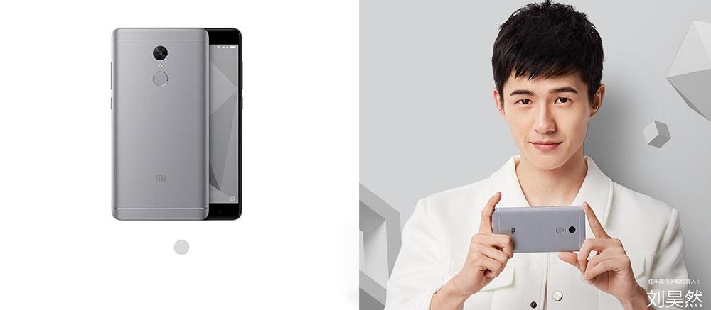 Original Xiaomi Redmi Note 4X 3GB RAM 32GB ROM Mobile Phone 1
