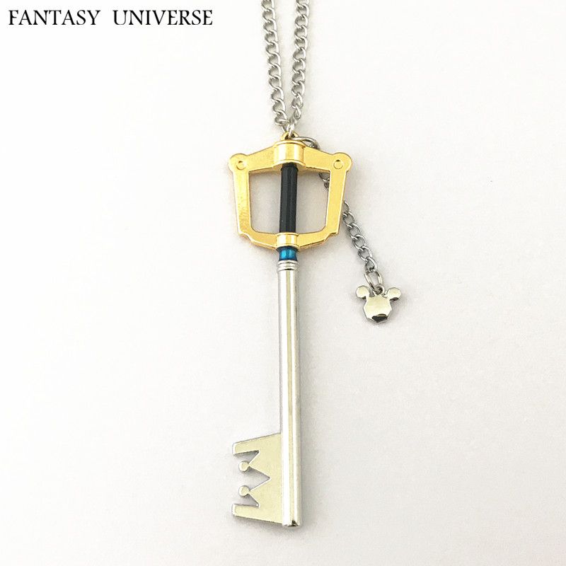 FANTASY UNIVERSE Freeshipping a lot 20pcs Kingdom Hearts necklace GWZXXXKL01