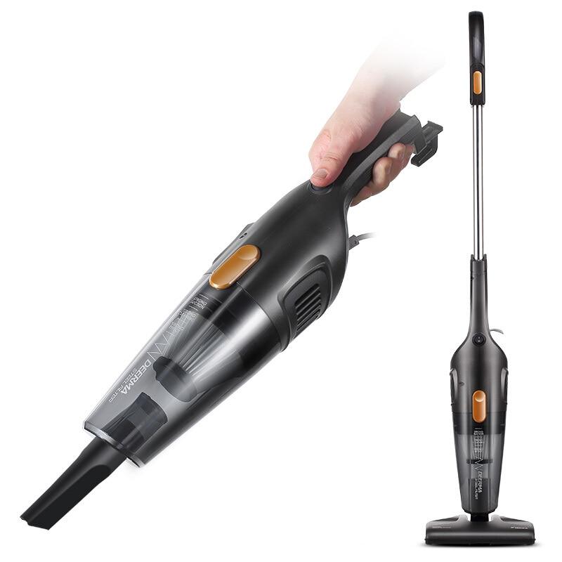 deerma dx115c household vacuum cleaner mini handheld small vacuum cleaner in vacuum cleaners. Black Bedroom Furniture Sets. Home Design Ideas