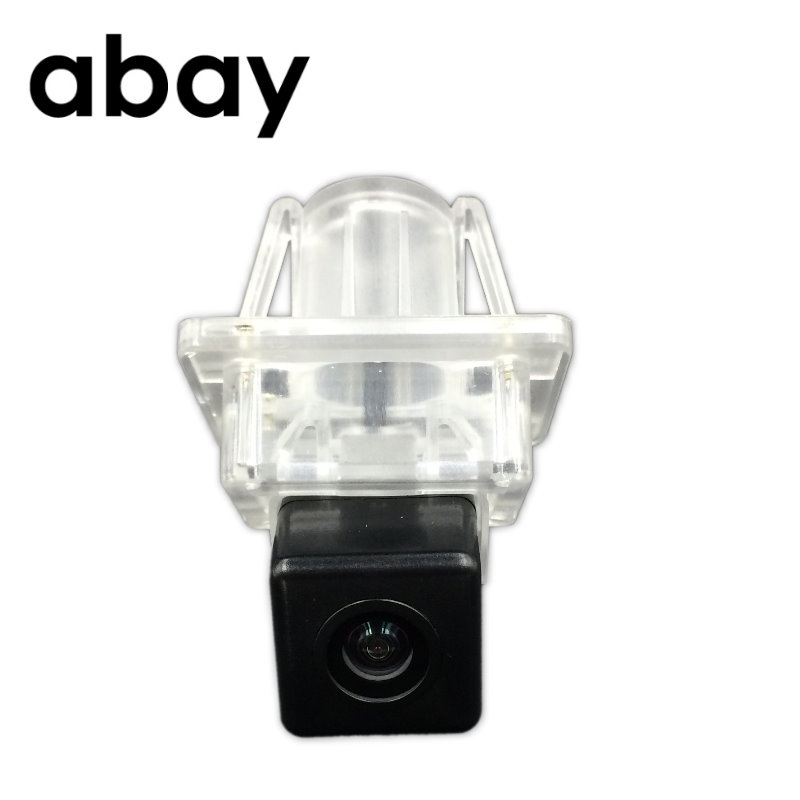 abay Car Reversing Parking Camera For Benz C C200 C108 C260 C300 C230 C180 C220 HD Night Vision Backup Camera Rear View Camera image