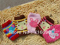 5 Pairs/lot Baby Safety Knee Pad Kids Socks Children Short Kneepad Crawling Protector Short Leggings Sock 11 styles dr0004-6