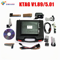 With Plastic Box K TAG V1.89 KTAG K TAG Firmware V5.01 ECU Programming Tool with Unlimited Token