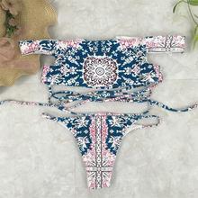 Bikini Summer Style Sexy Beach Swimwear Ladies Push Up Swimsuit Women Bathing Suit