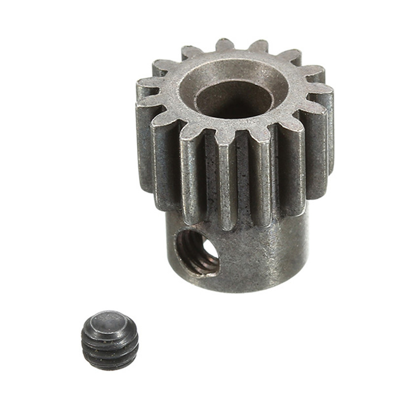 1pc 1/10 4WD Motor Gear 15T MA310B Spare Part For 51201 51204 RC Car