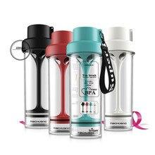 Lemon Water Bottle BPA Free Tea Cup Fruit Mug Infuser Juice Shaker Sports Tour hiking Portable Climbing Camp Bottles
