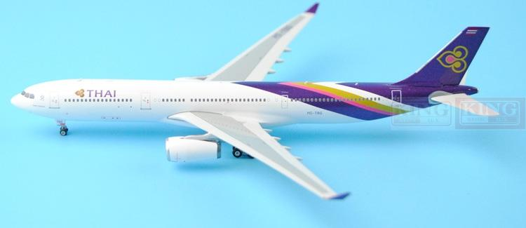 Phoenix 11132 Thailand Airlines HS-TBG 1:400 A330-300 commercial jetliners plane model hobby phoenix 11006 asian aviation hs xta a330 300 thailand 1 400 commercial jetliners plane model hobby