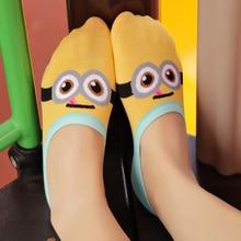 Minions Feet Socks