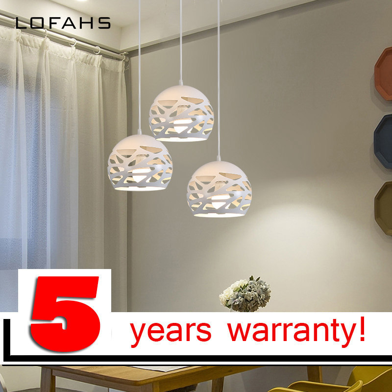 LOFAHS Modern Pendant Lights Lamp Restaurant Kitchen Light Suspension Luminaire Home Living Room Bedroom Decoration Lighting