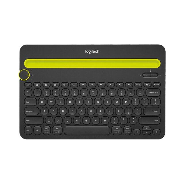 Беспроводная клавиатура Logitech K480 Multi-Device