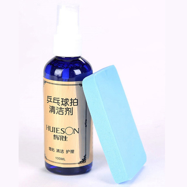 Table Tennis Liquid Rubber Cleaner Glue Racket Bat Clean School Ping Pong Bts Accessory Material Stationery Office Supply