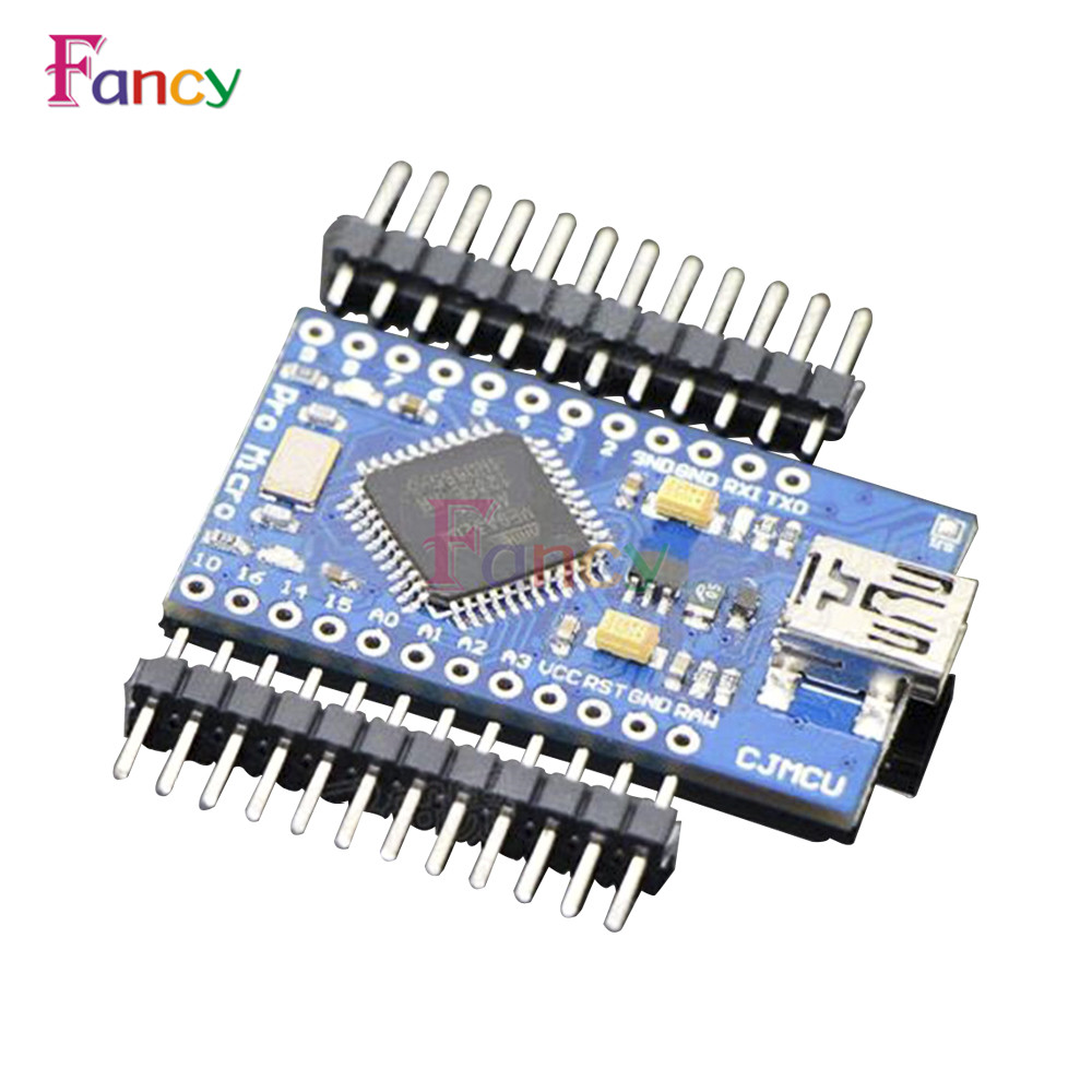 Mini USB ATmega32U4 Pro Micro 5V 16MHz Board Module For Arduino Leonardo ATMega 32U4 Controller Pro-Micro Replace Pro Mini beetle usb atmega32u4 mini development board module for arduino leonardo r3