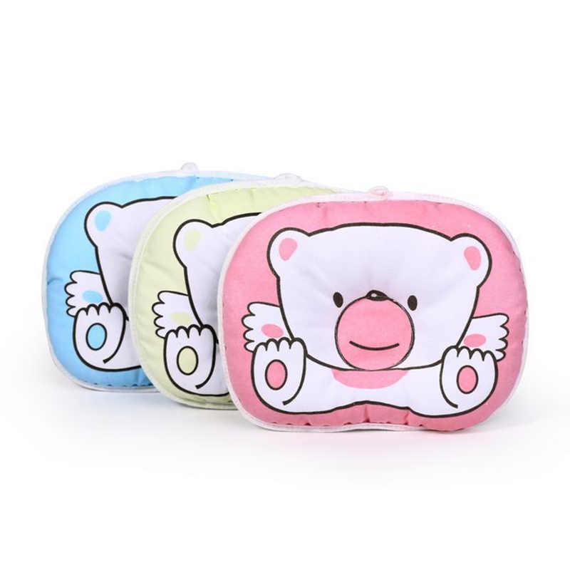 Младенческой Детские подушки хлопок поддержка предотвратить плоской головкой Подушка плюшевая животных форменная Подушка скидка 20%