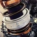 Высокое качество 2 шт./лот Авто f-тип амортизатор пружинный бампер силовая Подушка буфер специальная оптовая продажа