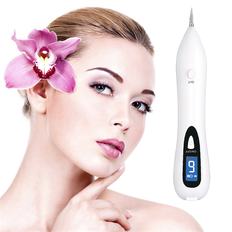 Health Removal Pen Tattoo Remover Easy and No Bleeding Freckles Pigmentation Spot Eraser Granulation Tissue Removing Tool