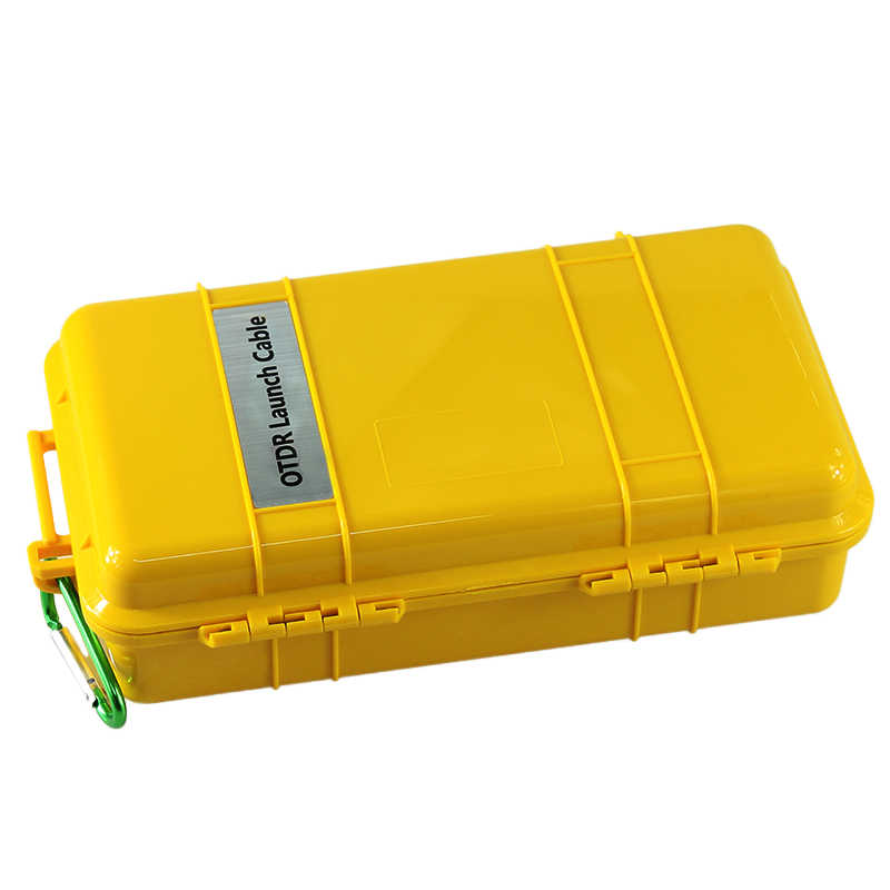 OTDR кабель SM 1310/1550nm 1 км FC/UPC-FC/UPC OTDR dead zone eliminator, волоконные кольца